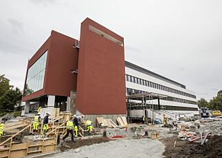 Overskridelser ved byggeprosjekt på NMBU. Skjerper styringen før nye store prosjekter.