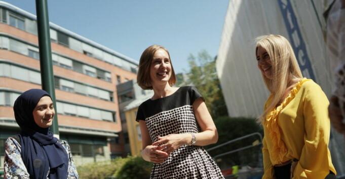 Ber Nybø vurdere virtuell utveksling og godta kortere utenlandsopphold