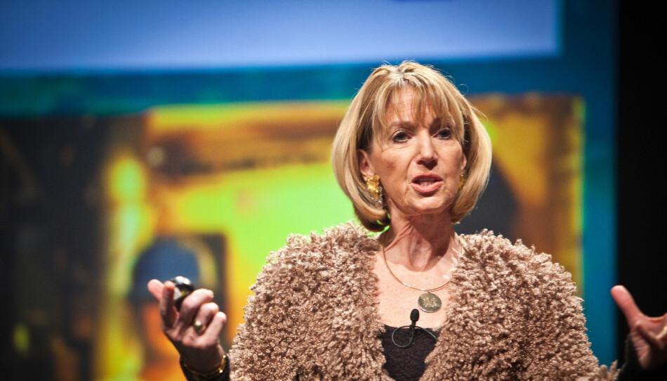 Tidligere redaktør i Science, Marcia McNutt. Foto: PopTech/Kris Krüg/Flickr.com