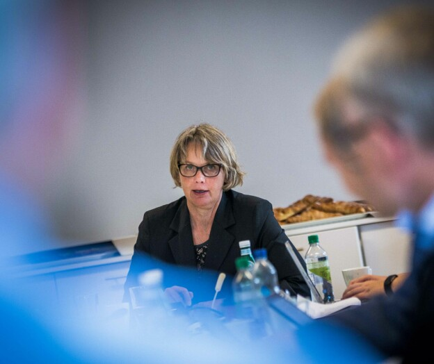 OsloMet ønsker at styreleder og UiO-professor Syvertsen får fornyet tillit