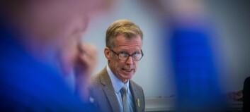 OsloMet-styret skal behandle varslingssak mot rektor Rice