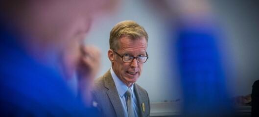 OsloMet-rektor ber styret om dekning av advokathonorar på 94.500 kroner. For andre gang.