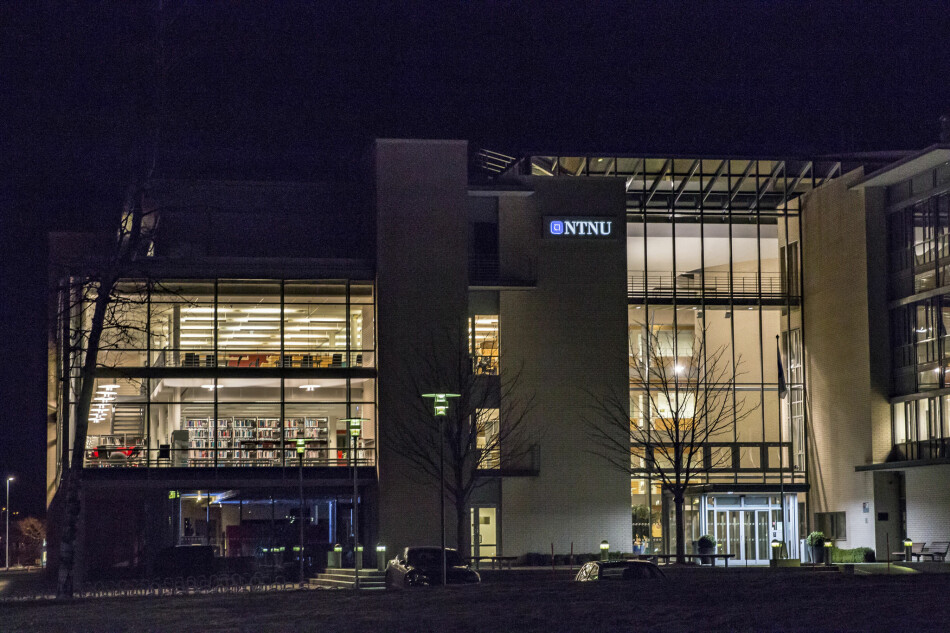 NTNU i Ålesund. Foto: Sissel Basso/NTNU