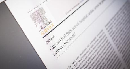 Forlagsprotester mot åpen tilgang til offentlig finansiert forskning i USA