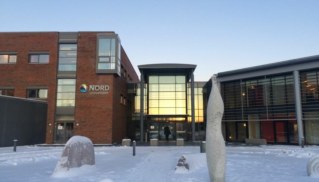 Vi må bli en plattform for kompetanse heller enn å selge produktet vitnemål, skriver stipendiat Lars Hovdan Molden om sin arbeidsgvier Nord universitet. Foto: Nord