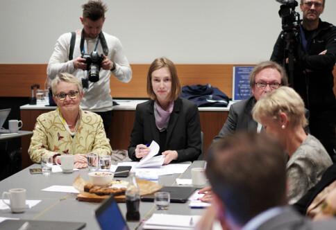 Statsråd Nybø er glad for at Nord-rektoren har tatt politiske signaler