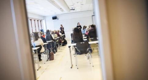 Ikke brudd på arbeidsmiljøloven ved Institutt for sosialt arbeid på NTNU