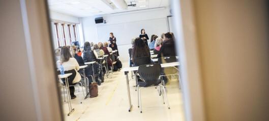 Direkte: NTNU-rektor Bovim møter Eikrems institutt bak lukkede dører. Få reaksjonene fra klokken 11.00.