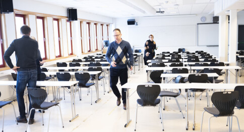 Eikrem: Storm i et akademisk vannglass
