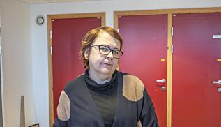Riina Kiik, instituttleder ved Institutt for sosialt arbeid. Foto: Torkjell Trædal