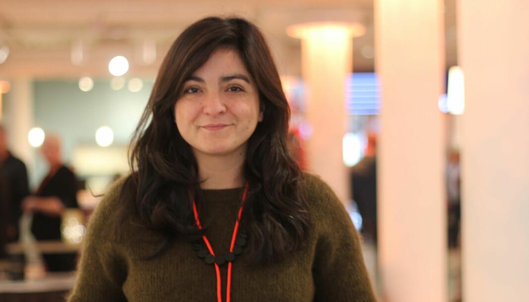 Hovedtillitsvalgt i NTL-UiO , Natalia Zubillaga, mener det bryter med hovedavtalen at Universitetet i Oslo skal legge fram en ny klimastrategi uten innspill fra fagforeningene.