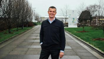 Klaus Mohn ble ansatt som ny rektor ved Universitetet i Stavanger før jul. Foto: UiS