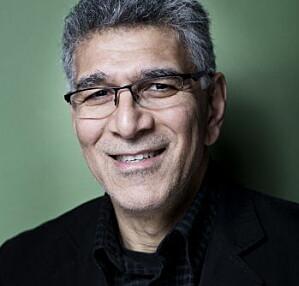 Masoud Kamali fra sin tid som ansatt ved Mittuniversitetet. Foto: Mittuniversitetet.
