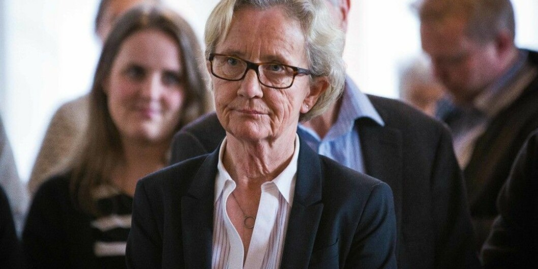 Gunn Elin Bjørneboe foreslås som styremedlem ved Universitetet i Agder. Foto: Siri Øverland Eriksen