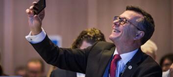 UiB-rektor fortsatt på CO2-toppen: Til fire kontinent på tre månader