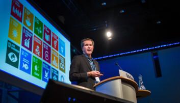 John-Arne Røttingen, direktør Forsningsrådet. Foto: Siri Øverland Eriksen
