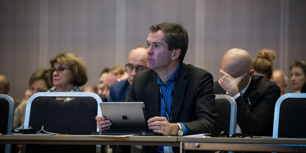 John-Arne Røttingen i Forskningsrådet forstår skepsisen til tempoet i innføringen av Plan S i Norge. Foto: Siri Øverland Eriksen