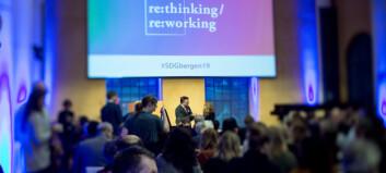 Agenda 2030: Mot et paradigmeskifte, også for universitetene