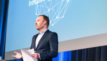 Professor Ole-Christoffer Granl er direktør for Cair-senteret. Foto: Kristoffer Skarsgård