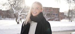 Maya Sol Sørgård: Vil bli leder i NSO