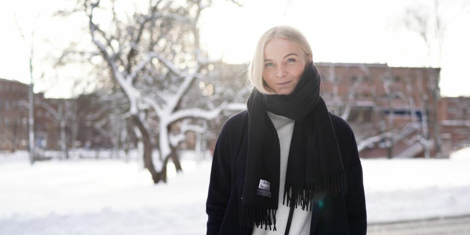 Stiller som leder: Maya Sol Sørgård, som i dag leder Velferdstinget i Oslo og Akershus. Foto: Ketil Blom Haugstulen