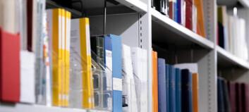 Kopinor til kamp mot digital tilgang til pliktavlevert materiale