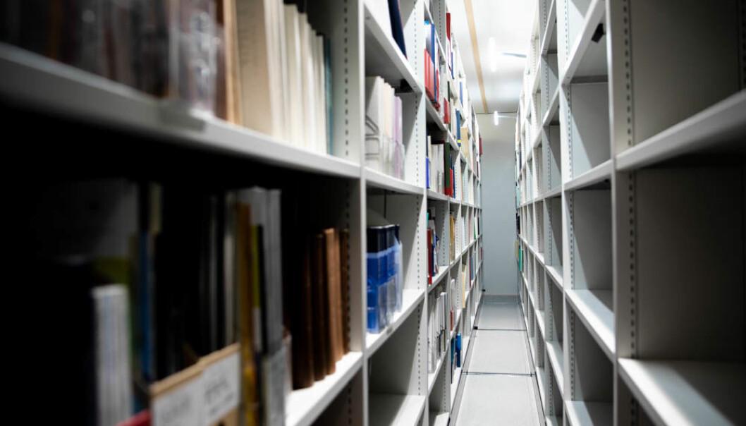 Universiteter og høgskoler har størst økning i antall vitenskaplige artikler i 2018. Foto: Mina Ræge