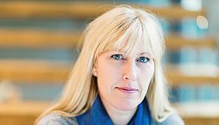 Kristin Saga, regiondirektør i NHO, foreslås for en ny periode ved USN. Foto: NHO