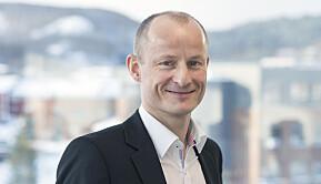 Levi Gårseth-Nesbakk, prorektor for utdanning ved Nord universitet.