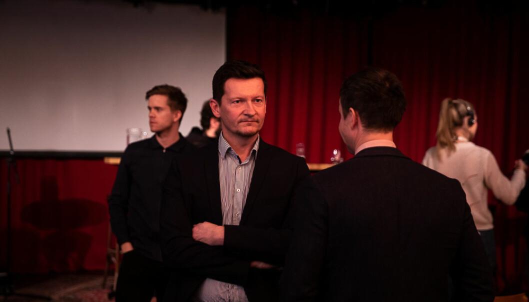 Terje Mørland, direktør i Nokut. Foto: Mina Ræge