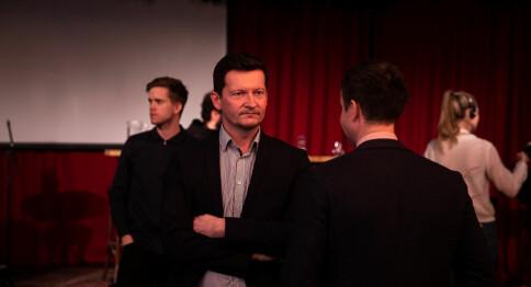 Vinje reagerer på forbigåelse av Mørland ved ansettelse i Oslo