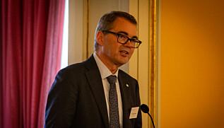 Svein Richard Brandtzæg anbefaler mer tverrfaglighet.