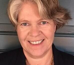 Instituttleder og dosent ved USN, Anne Bang Lyngdal.