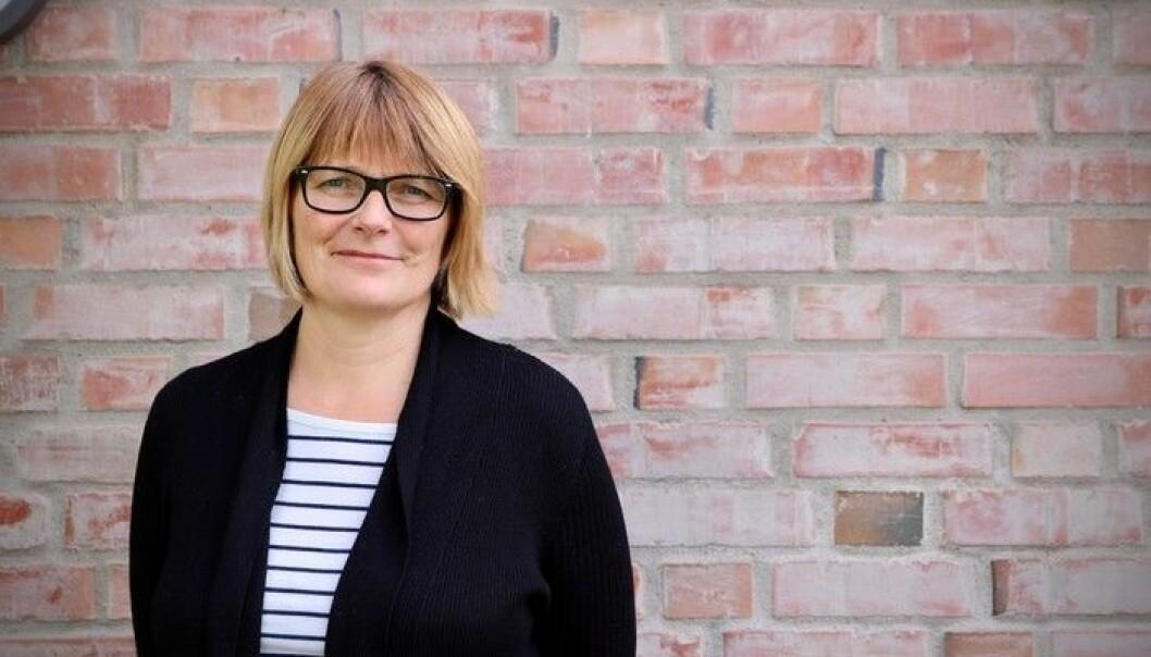 Nyvalgt rektor ved Universitetet i Agder, Sunniva Whittaker.