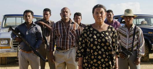 En urbefolkningsthriller uten sidestykke