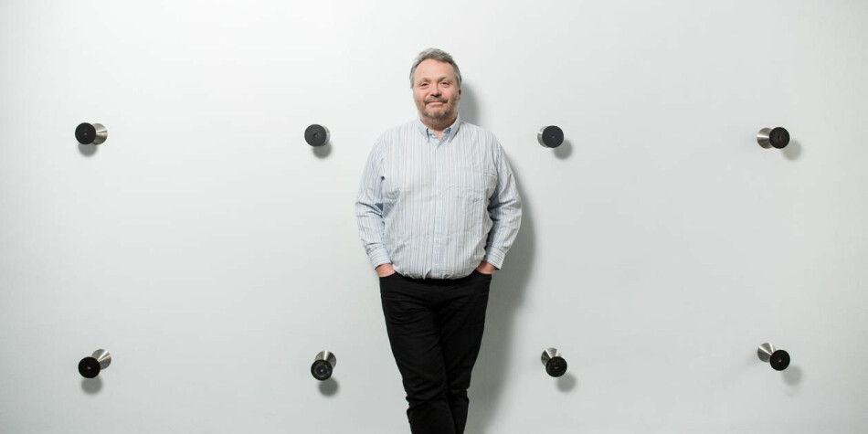 Ståle Einarsen er professor ved Universitetet i Bergen og har utviklet metoden faktaundersøkelser i Norge. Foto: Eivind Senneset/UiB