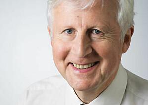 Professor Einar Thomassen, UiB.