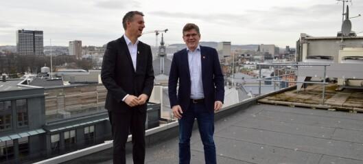 Oslo kommune får sin egen campusstrategi