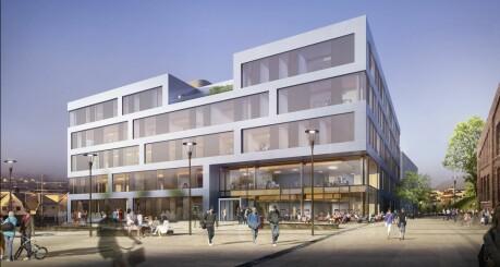 Vestlandet: NTL vil ha forhandlinger om kontorlandskapet på nye Kronstad. Etterlyser respons fra høgskoleledelsen.