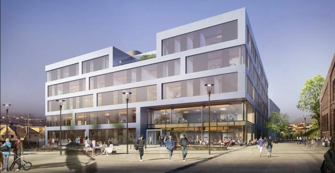 Ansatte føler seg overkjørt og institutt vil ikke flytte inn i nytt bygg. Fortsatt strid om åpent kontorlandskap i vest.