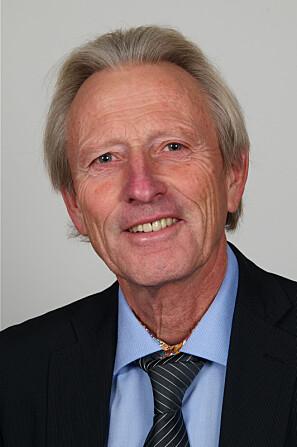 Roald Bjørklund, professor ved UiO. Foto: UiO.