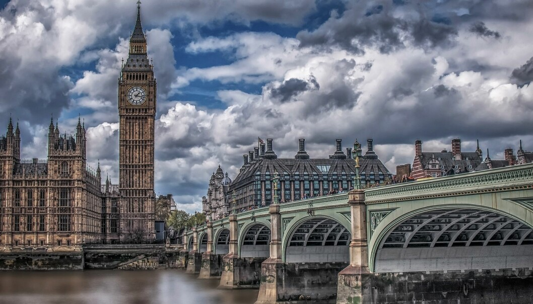 Vi ser hvilke enorme utfordringer selv store samvelder som Storbritannia har fordi de bryter bånd med EU, skriver artikkelforfatterne. Foto: Walkerssk / Pixabay