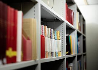 Vanskelig tilgang til forskningslitteratur for de små