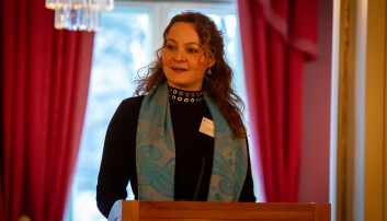 Rebekka Borsch. Foto: Runhild Heggem
