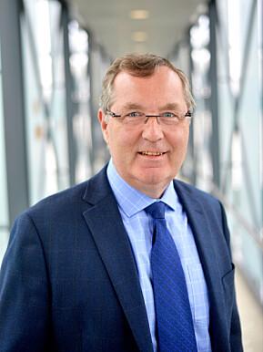 Ole Ringdal, direktør for organisasjon og infrastruktur ved Universitetet i Stavanger. Foto: Universitetet i Stavanger