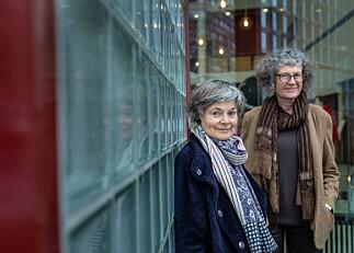 Kolstø og Piene ble professorer da kvinneandelen var på to prosent