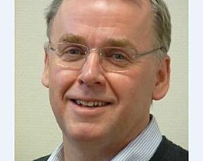 HR-sjef på NTNU, Arne Hestnes. Foto: NTNU