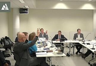 Styret i Volda splitta om «f-ordet»