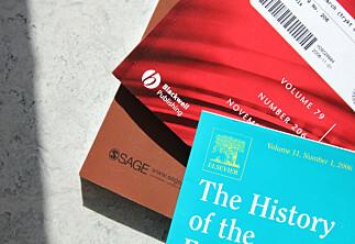 Økonomien bak publisering under åpen tilgang