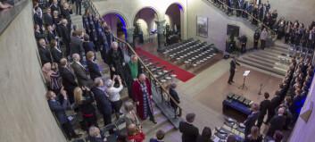 Rekord i avlagte doktorgrader. 42 prosent avlagt av utlendinger. Nord og OsloMet øker mest.